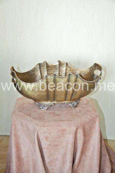 Brass Vase BACS 00-09