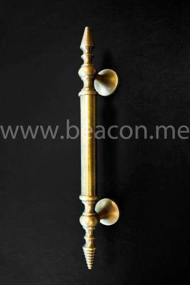 Accessories Brass Door Handles BACS 001-02