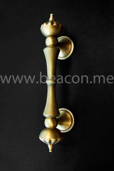 Accessories Brass Door Handles BACS 001-03