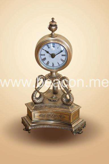 Accessories Brass Finish Clocks BACS 004-05