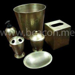 Accessories Bathroom Brass Set BACS 009-05