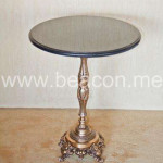 Аксессуары»Marble Top Side table BACS 009-21