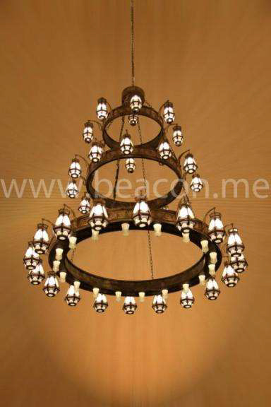 Chandeliers BACH 6003