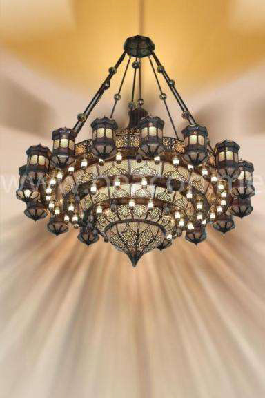 Chandeliers BACH 4099