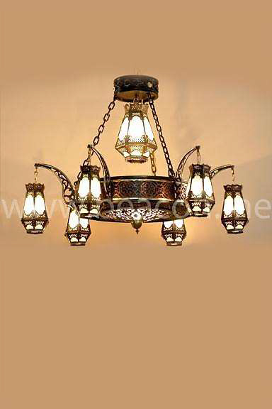 Chandeliers BACH 4052