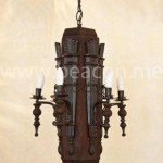 Chandeliers BACH 4578