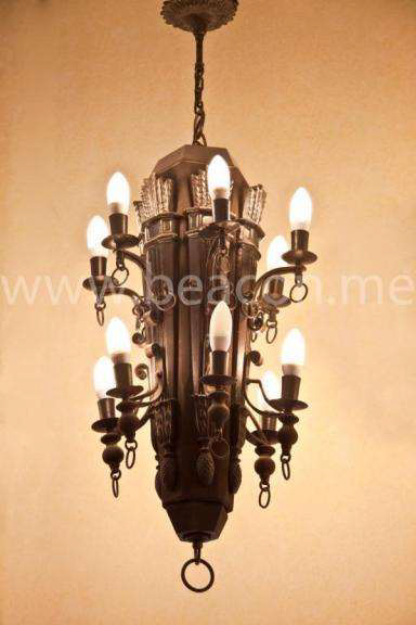 Chandeliers BACH 4579