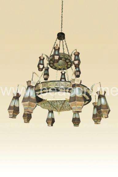 Chandeliers BACH 4593