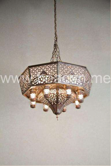 Chandeliers BACH 4606