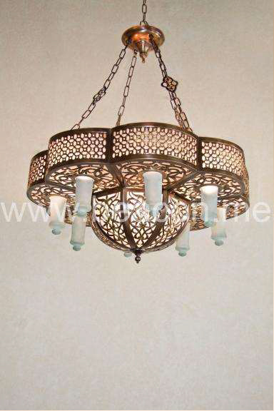 Chandeliers BACH 4607