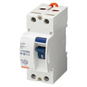 Устройство защитного отключения 2P 80 300mA AC-тип SD
