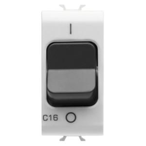 Автоматический выключатель 1P C16 3kA 230V AC
