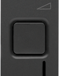 Светорегулятор кнопка 25-300W для электронных трансформаторов