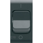 Автоматический выключатель 1P+N C10 3kA 230V AC