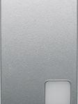 Односторонний переключатель  1P одномодульный с индикатором