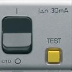 Автоматический дифференциальный выключатель 1P+N C16 3kA 30mA 230V AC