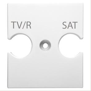 Универсальная панель для комбинированных розеток TV/R-SAT