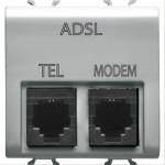 Розетка для системы ADSL