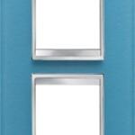 4-местная рамка из стекла (вертикальная)
