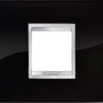 1-местная рамка из стекла FLAT