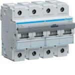 Миниатюрный автоматический выключатель 4 полюс 125А 15kA характеристика C 6м