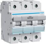 Миниатюрный автоматический выключатель 3 полюс 100А 15kA характеристика D 4,5м