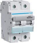 Миниатюрный автоматический выключатель 2 полюс 125А  10kA характеристика C 3м