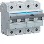 Миниатюрный автоматический выключатель 4 полюс 100А 10kA характеристика C 6м