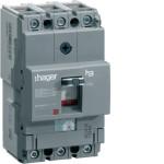 Силовой автоматический выключатель  серии x160, TM рег., 3P,  40 A,  40kA