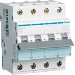 Миниатюрный автоматический выключатель 4 полюсный, 20А, 6kA, характеристика B, MBN