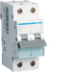 Миниатюрный автоматический выключатель 1 полюс +N, 32А,  6kA,  характеристика C, MCN