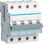 Миниатюрный автоматический выключатель 3 полюсный + N, 6А, 6kA, характеристика C, MCN