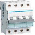 Миниатюрный автоматический выключатель 3 полюсный + N, 13А,  6kA, характеристика C, MCN