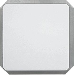 Выключатель 1-пoлюсный без рамки серии LuXe LX 200