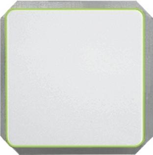 Выключатель 1-пoлюсный с лампочкой без рамки серии LuXe LX 200