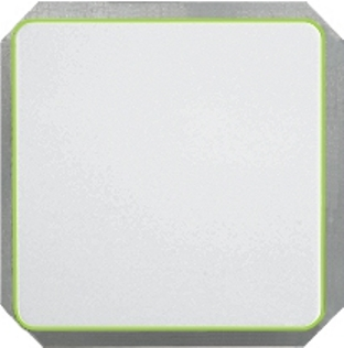 Переключатель с лампочкой без рамки серии LuXe LX 200