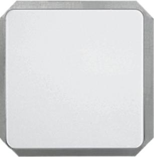 Выключатель 2-пoлюсный без рамки LuXe LX 200
