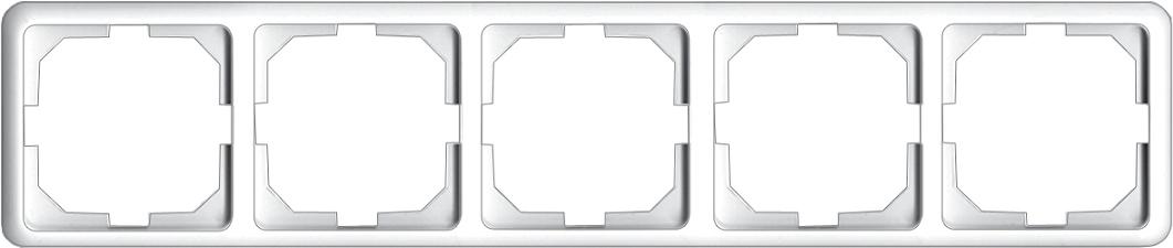 5-местная рамка LuXe LX 200