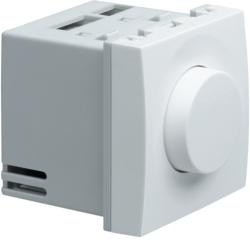 Светорегулятор с кнопкой (60-400ВА)