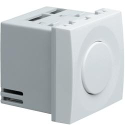 Светорегулятор с поворотной рукояткой (60-400ВА)