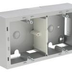 Коробка монтажная для открытой установки под 2xWS450