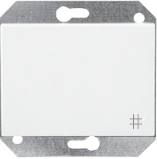 Переключатель крестовой без рамки серия eXpess