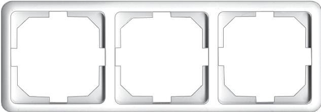 Трехместная рамка SPectrum SP 300