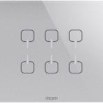 Рамка ICE TOUCH KNX — 6 символов