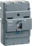 Автоматические выключатели, X250,  регулируемый тепловой и магнитный расцепитель, 3P,  200 A,  40kA