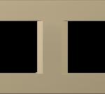 Восьмимодульная рамка Line