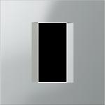 1/2 модульная рамка Line