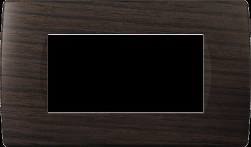 Четырехмодульная рамка Soft 4М