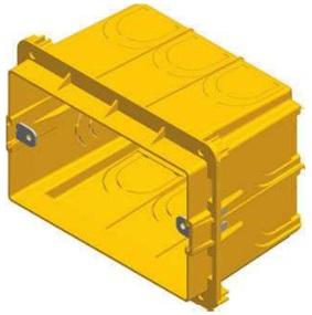 Коробка прямоугольная для кирпичных стен PM3 — 65