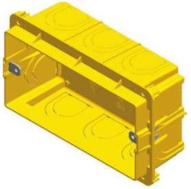 Коробка прямоугольная для кирпичных стен PM4